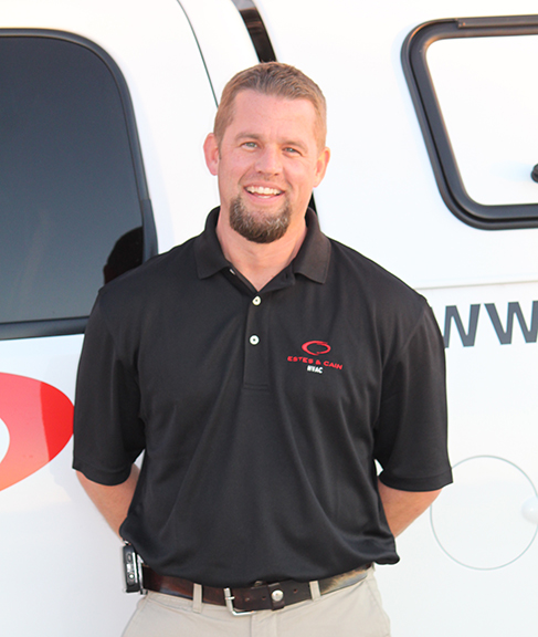 Jim Estes, Owner, Estes & Cain Heating and Air Conditioning