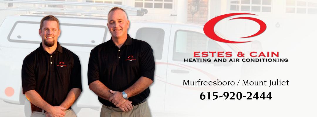 Estes and Cain-Murfreesboro Heating and Air Conditinging